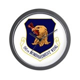 96th Bomb Wing Wall Clock