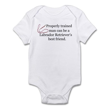 Labrador Retriever Training Infant Creeper