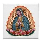 Lady of Guadalupe T2 Tile Coaster