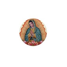 Lady of Guadalupe T2 Mini Button (10 pack)