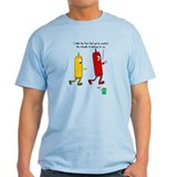 Ketchup Mustard Relish Race S T-Shirt