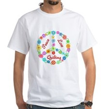 Quilting Peace Sign Shirt