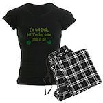 Irish In Me Women's Dark Pajamas