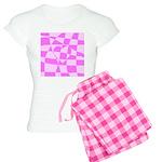 Heart Doodle Women's Light Pajamas