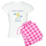 Good Tipper Angel Women's Light Pajamas