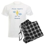 Good Tipper Angel Men's Light Pajamas