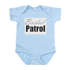 Bridal Patrol Section Infant Creeper