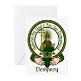 Dempsey Clan Motto Greeting Cards (Pk of 10)
