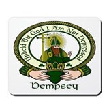 Dempsey Clan Motto Mousepad