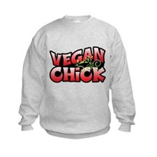 Vegan Chick Sweatshirt