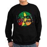Fruits Fight Back Sweatshirt (dark)