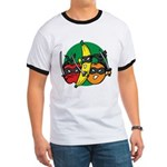 Fruits Fight Back Ringer T