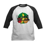 Fruits Fight Back Kids Baseball Jersey