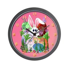 Easter! Get into it... Wall Clock