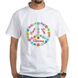 Dancing Peace Sign Shirt