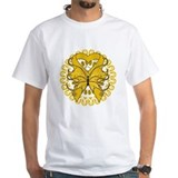 Appendix Cancer Butterfly Shirt