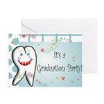 Dental/Dentist Greeting Cards (Pk of 20)