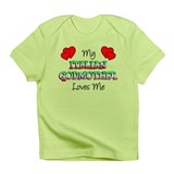 Italian Godmother Loves Me Infant T-Shirt
