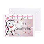 Dental/Dentist Greeting Cards (Pk of 10)