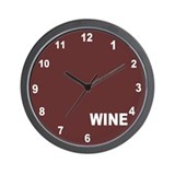 Funny Clock Wall Clock