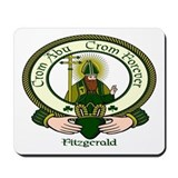 Fitzgerald Clan Motto Mousepad