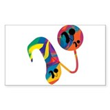 Cochlear implants Decal