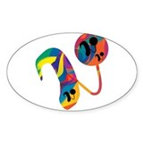 Cochlear implant Decal