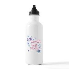 World's Best Mom Water Bottle