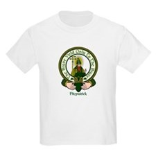 Fitzpatrick Clan Motto Kids T-Shirt