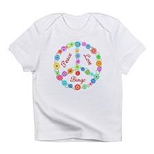 Bingo Peace Sign Infant T-Shirt