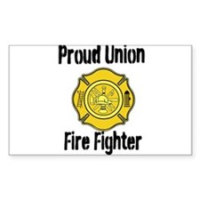 Cute Firefighters Decal