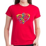 Hope Love Faith Tee