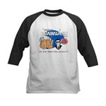 SPEEDY BRAINWASH Kids Baseball Jersey
