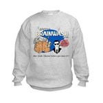 SPEEDY BRAINWASH Kids Sweatshirt