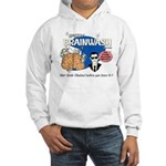 SPEEDY BRAINWASH Hooded Sweatshirt