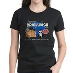 SPEEDY BRAINWASH Women's Dark T-Shirt