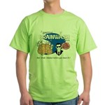 SPEEDY BRAINWASH Green T-Shirt