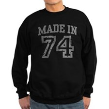 Made In 74 Jumper Sweater