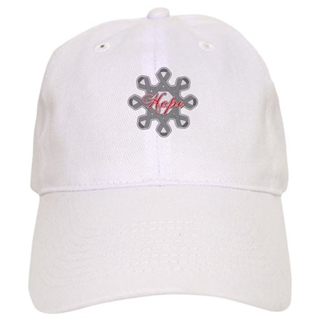 Brain Cancer Hope Unity Cap