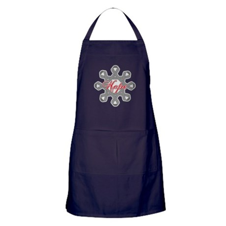 Brain Cancer Hope Unity Apron (dark)