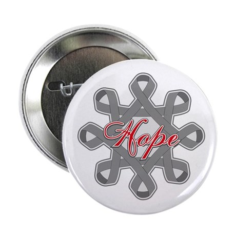 "Brain Cancer Hope Unity 2.25"" Button"