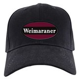 Weimaraner Baseball Cap