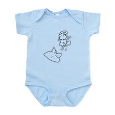 Ludwig Van Beethoven Infant Bodysuit