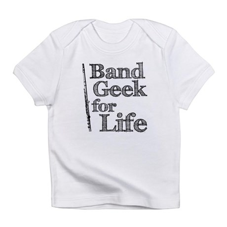 Flute Band Geek Infant T-Shirt