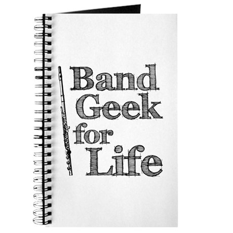 Flute Band Geek Journal