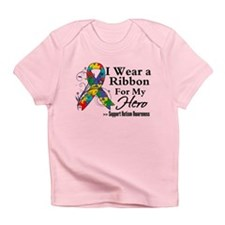Hero - Autism Ribbon Infant T-Shirt