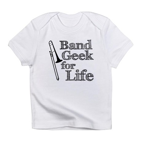 Trombone Band Geek Infant T-Shirt