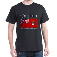 Canada-Red-postWWII T-Shirt
