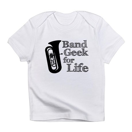 Tuba Band Geek Infant T-Shirt