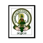 Joyce Clan Motto Framed Print